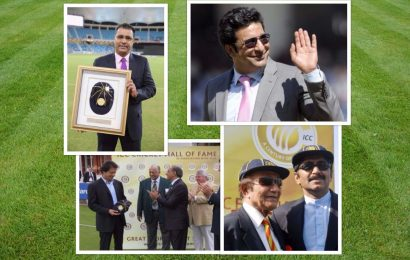 5 Pakistani Cricketers Inducted in ICC Cricket Hall of Fame