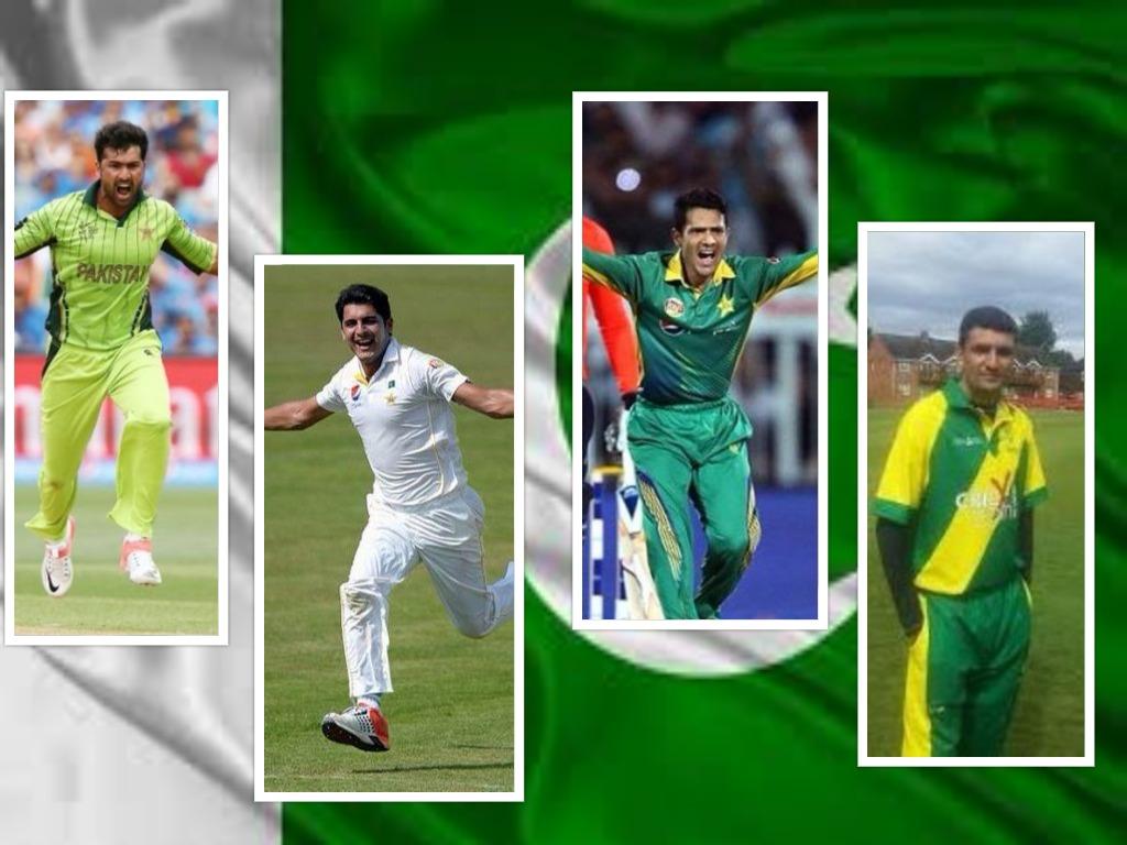 Pakistan Fast Bowling