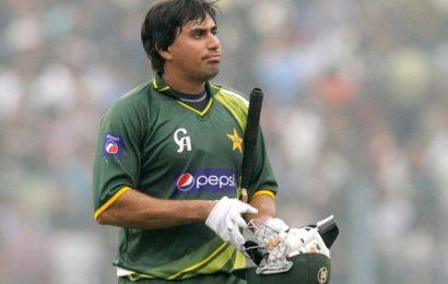 Nasir Jamshed Handed One Year Ban
