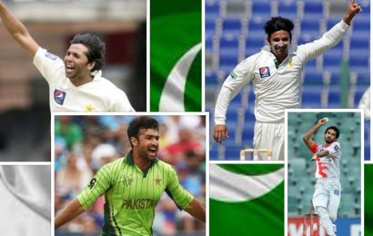 Aging Fast Bowlers and PCB's Selection Policy