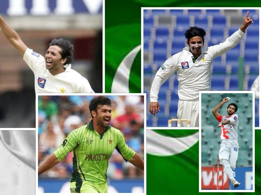 Aging Fast Bowlers