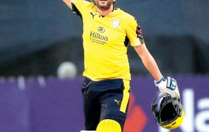 Another Milestone for Shahid Afridi