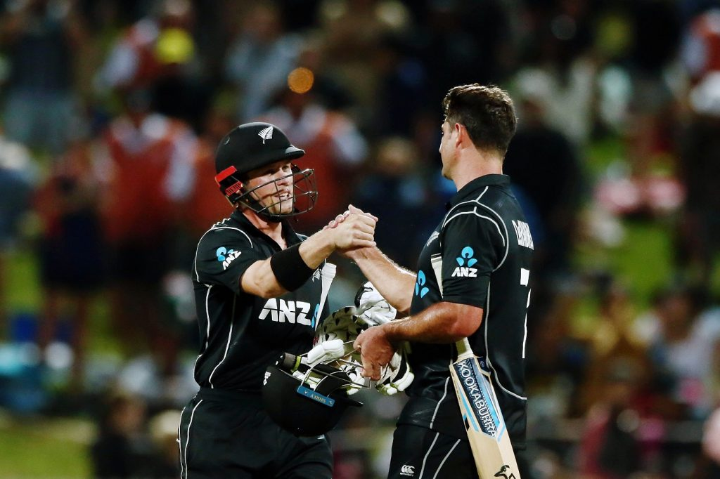 New Zealand v Pakistan 5th ODI