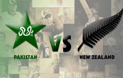 Pakistan tour of Newzealand 2018 – Series Preview