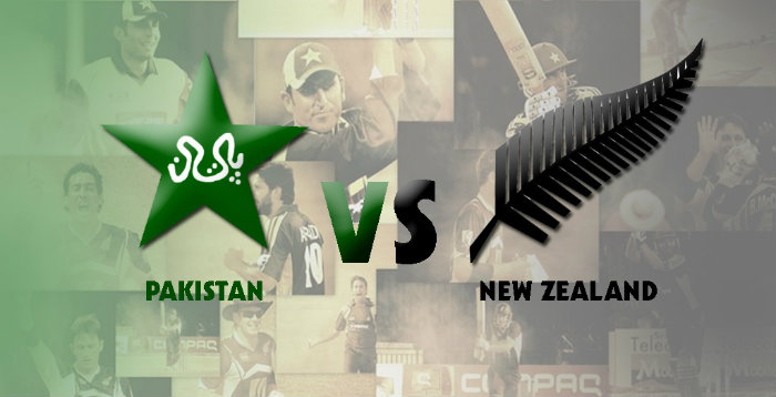 Pakistan Tour of New Zealand 2018
