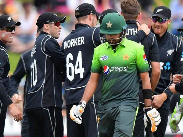Pakistan vs New Zealand Criclink