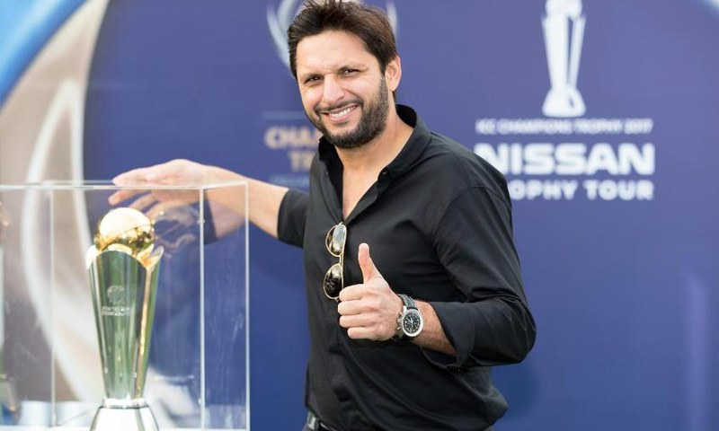 Shahid AFridi - Heartthrobs of Pakistan Super League 2018
