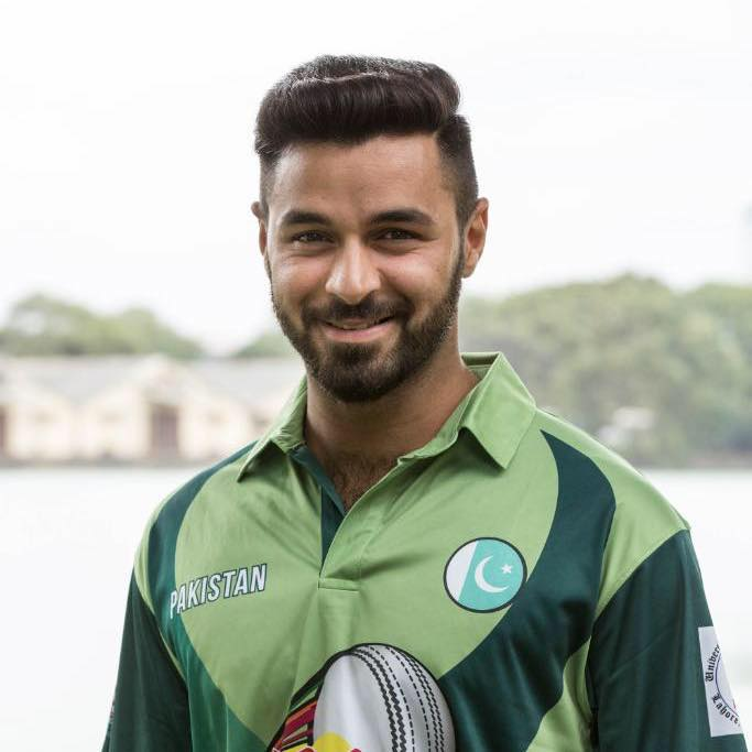 Taimoor Sultan - Heartthrobs of Pakistan Super League 2018
