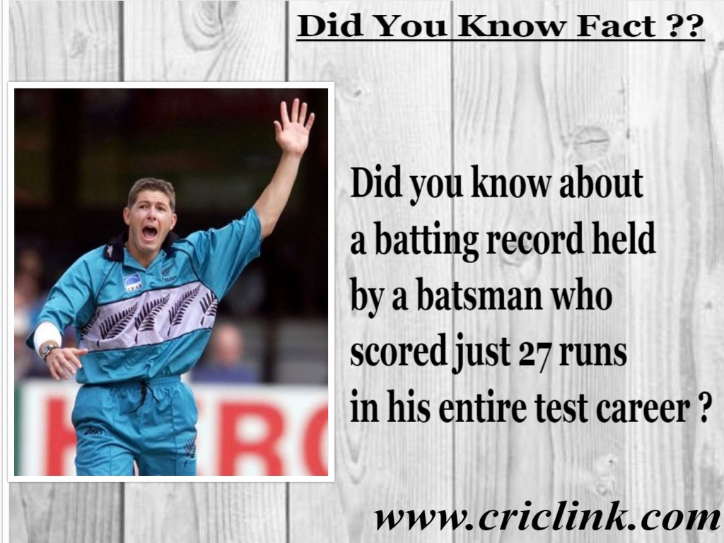 criclink - Geoff Allot