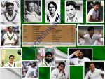 Pakistani cricketers with name at Lords Honours Boards
