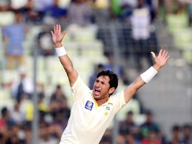 Yasir Shah out of England tour
