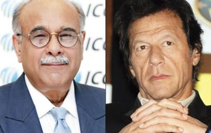 Najam Sethi's tenure as PCB Chairman close to end
