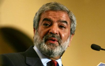 Ehsan Mani as new PCB Chairman