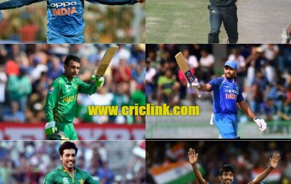 6 players to look out for in India vs Pakistan in Asia Cup 2018