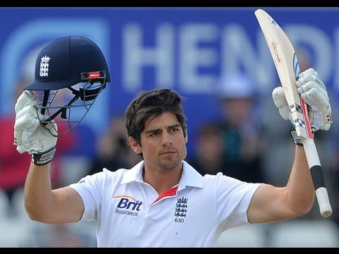 Alistair Cook retires