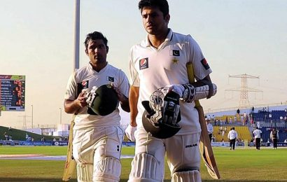 Azhar Ali and Asad Shafiq failing to fill the Vacuum created by MISYOU