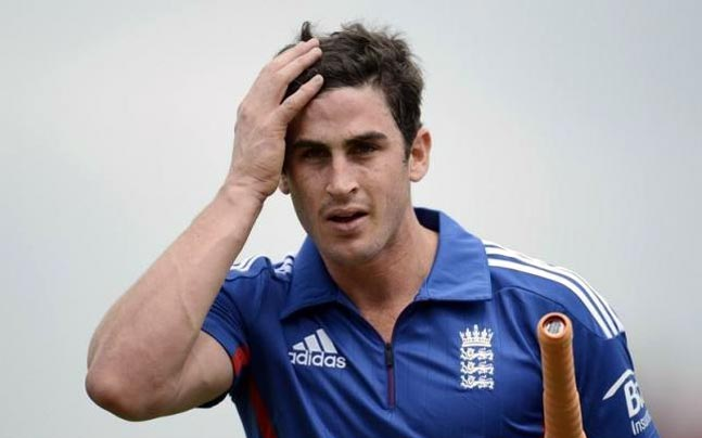 Craig Kieswetter Rise crashed Through an Eye Injury