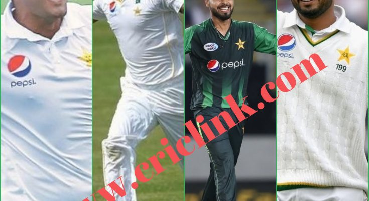 Pakistani Player in English County 2019
