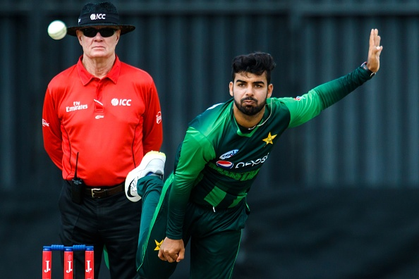 Shadab Khan Ruled Out of England Series 2019