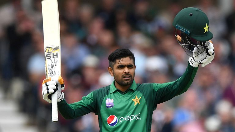 Babar Azam Highest average in T20I