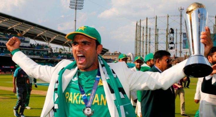 Fakhar Zaman to play for Glamorgan