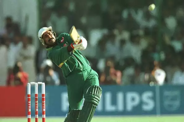 Javed Miandad World Cup 1996