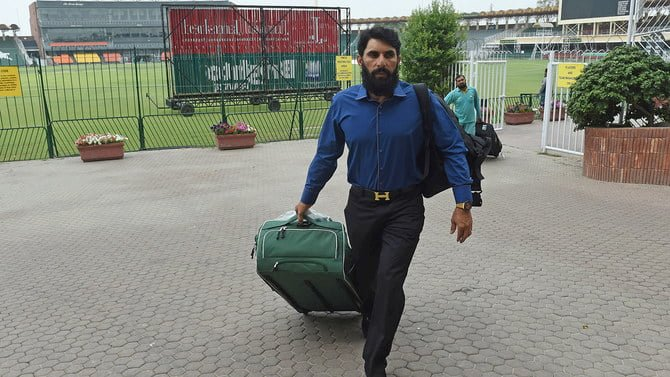 Misbah as Head Coach