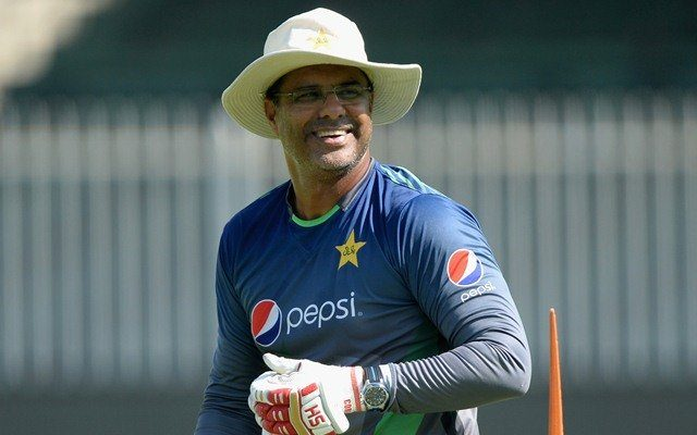 Waqar Younis Applies for Pakistan's Bowling Coach