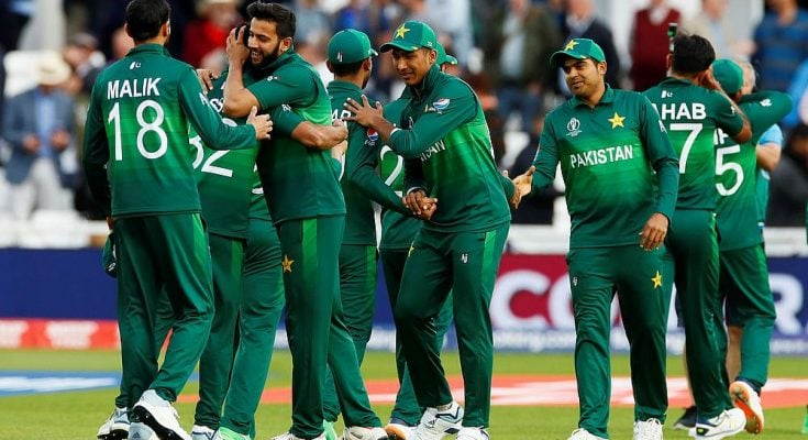Pakistan team announced for Srilanka Series