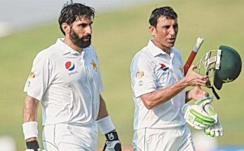 Misbah & Younis