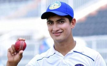 Naseem Shah 6th Youngest Test Debutant for Pakistan