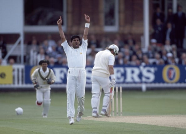 Waqar Younis bowled some thrilling reverse swing spells at his peak