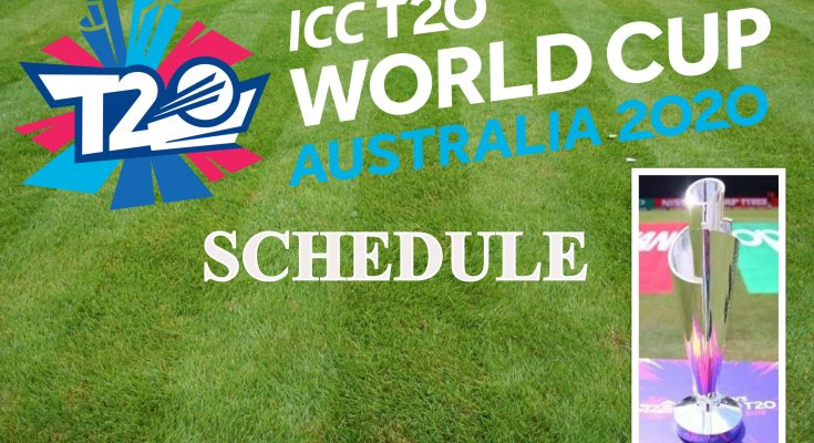 2020 ICC World Cup T20