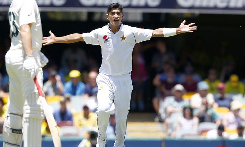 Pakistan Bowling in Australia
