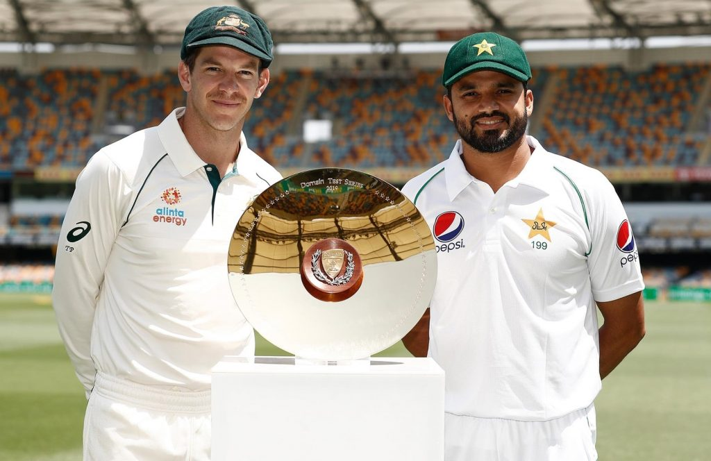Analysis of Pakistan's Test Performance in Australia - 2019