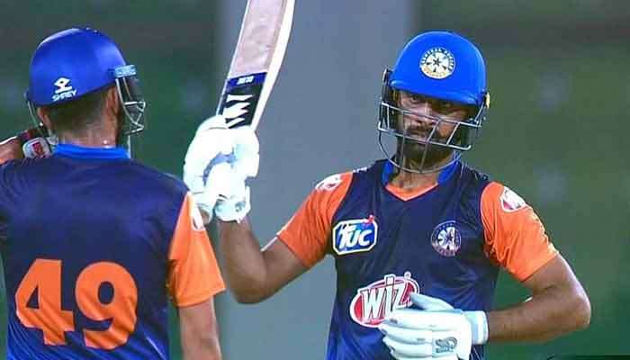 Abdullah Shafique Century in National T20 Cup