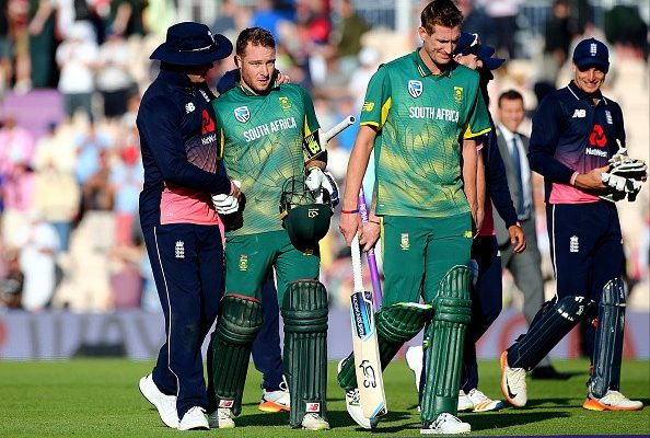 England tour of South Africa 2020 Schedule