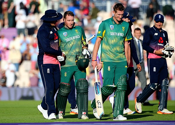 South Africa vs England 2020 Schedule - T20Is & ODIs