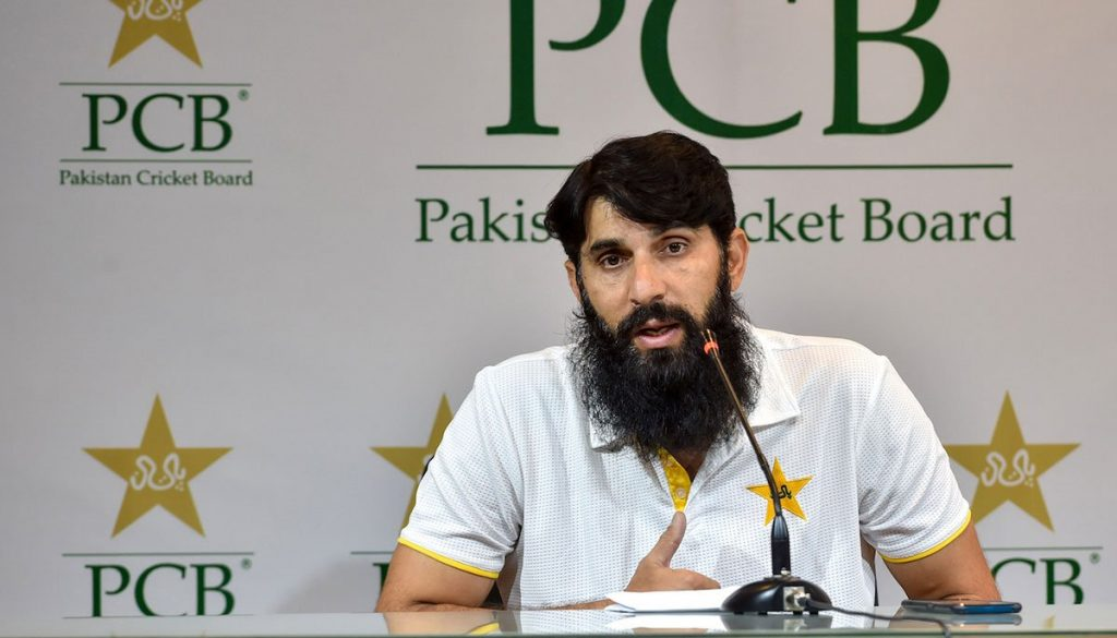 Misbah Steps down as Chief Selector