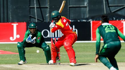 Pakistan vs Zimbabwe 2020 - Schedule & Squad