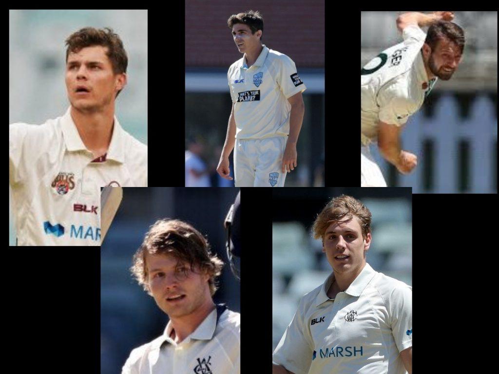 Australia Test Squad vs India 2020