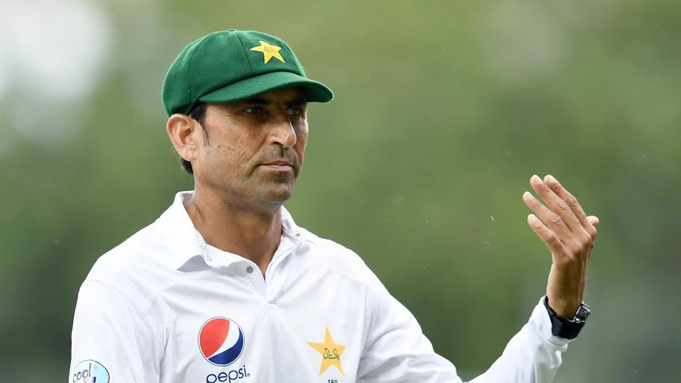 Younis Khan appointed as Pakistan batting coach