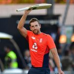 England's Dawid Malan achieved highest T20I rating points