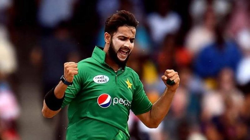 Imad Wasim to play for Melbourne Renegades in BBL 10