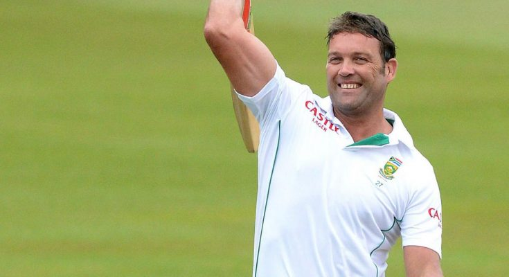 Jacques Kallis named England batting consultant