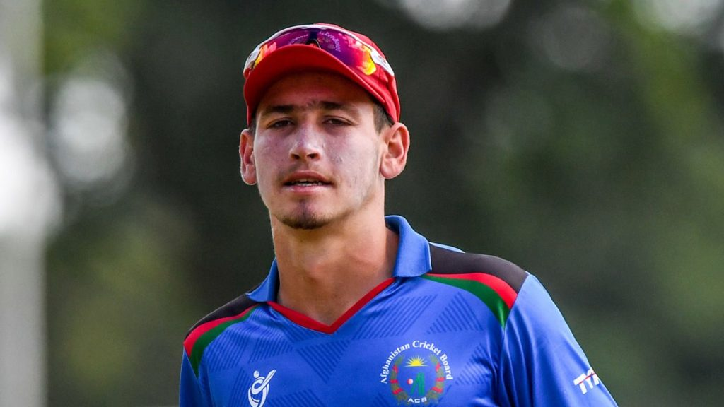 15 year old Noor Ahmad will represent Melbourne Renegades in BBL 2020