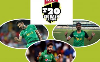 Pakistani Players in Big Bash League 2020-21