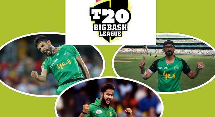Pakistani Players in Big Bash League 2020-21