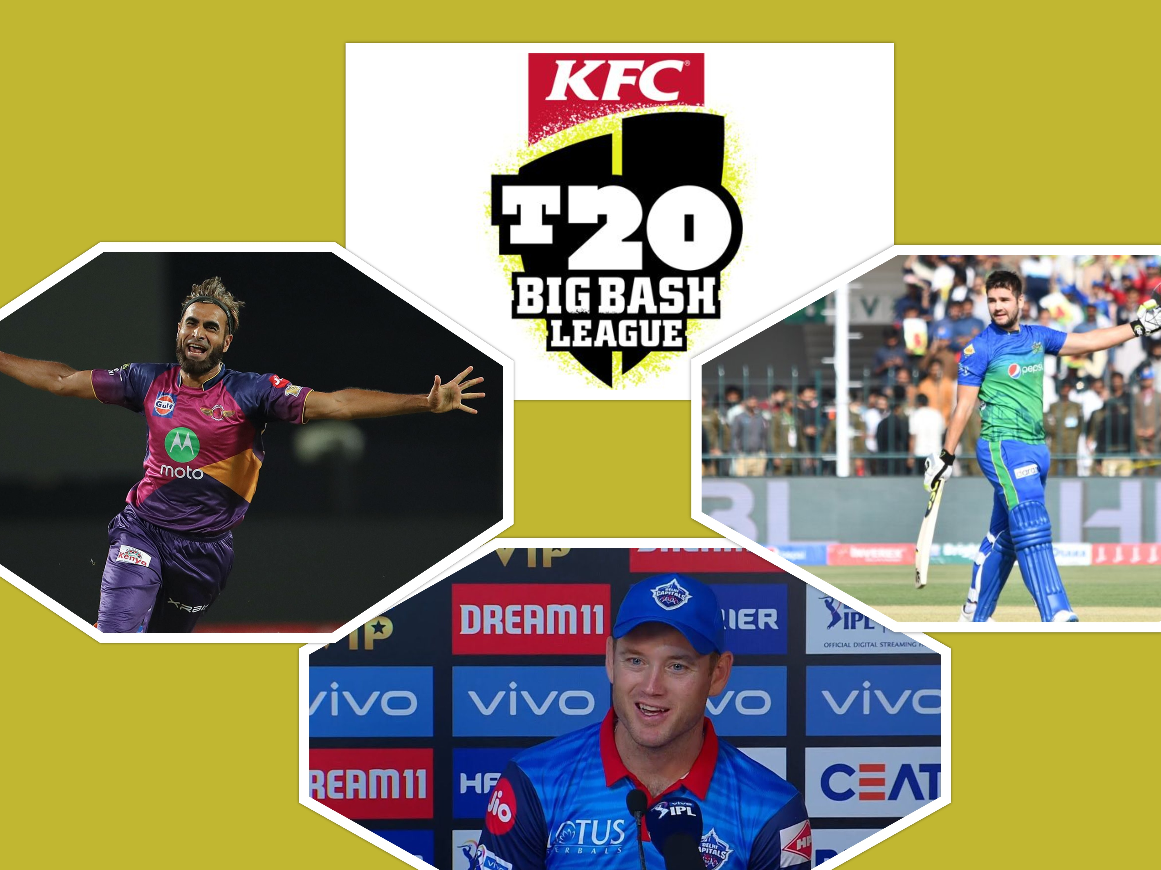 South African Players in Big Bash League 2020-21