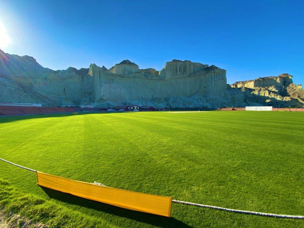 Gawadar Stadium Balochistan